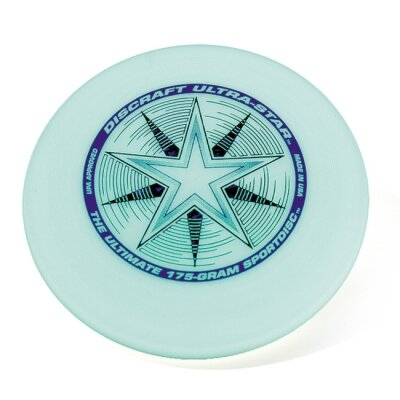 Frisbee Discraft Ultra-Star / Night Glow