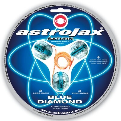 AstroJax™ Saturn Blue Diamond